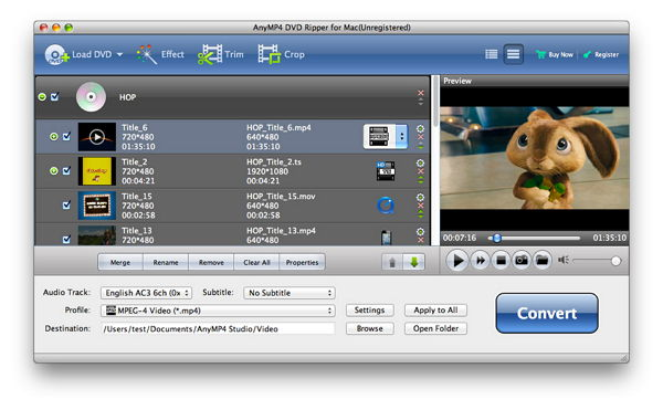 Dvd To Mp4 Converter For Mac
