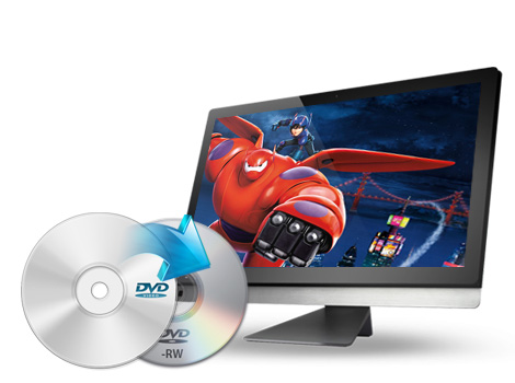 Copy DVD to another disc