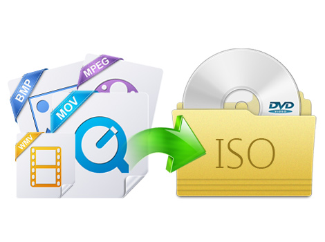 Create DVD disc/folder/ISO