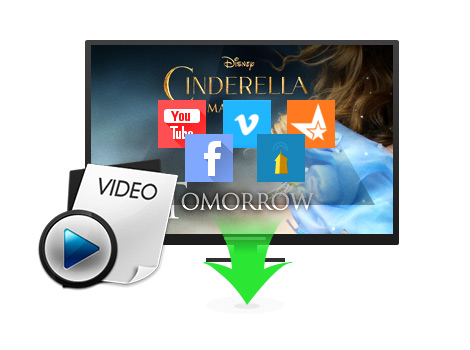 Download and convert online videos like YouTube